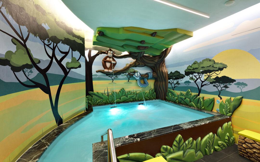 area bimbi – jungle pool