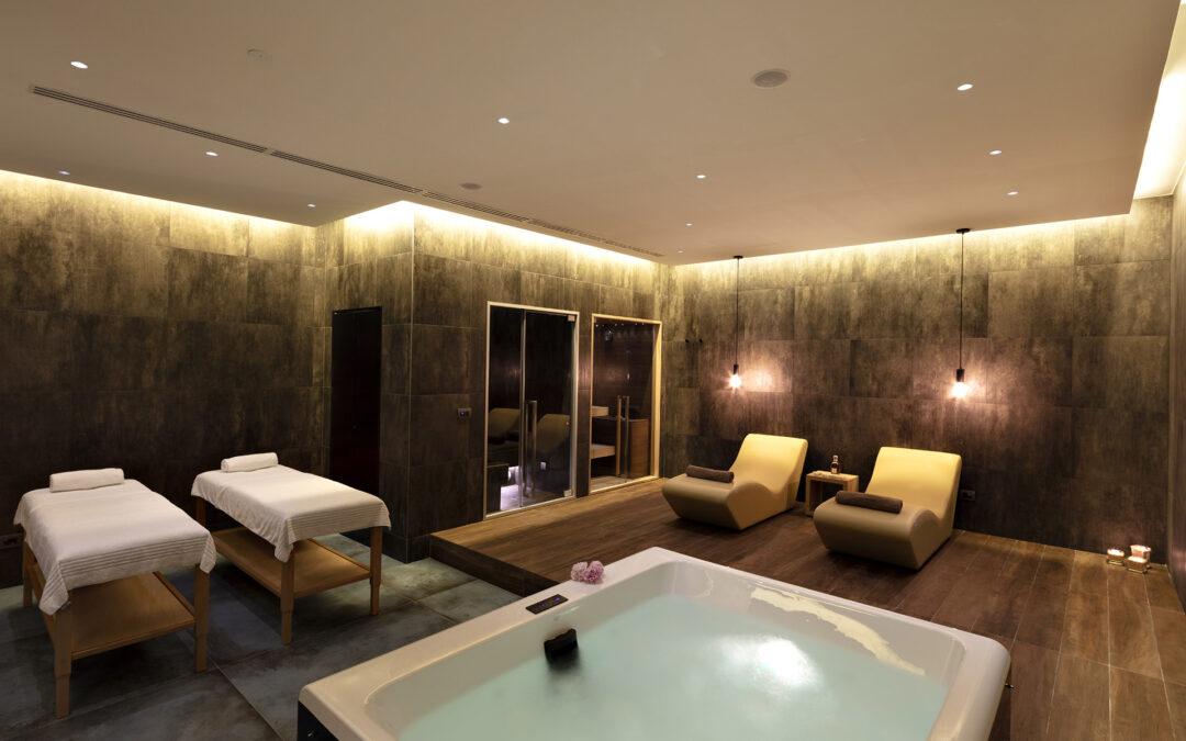 venus private spa suite